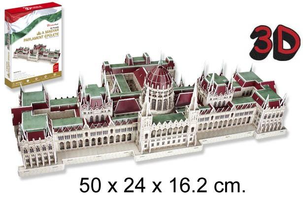 3D PUZZLE EDIFICIO DEL PARLAMENTO HUNGAR