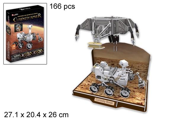 3D PUZZLE CURIOSITY ROVER