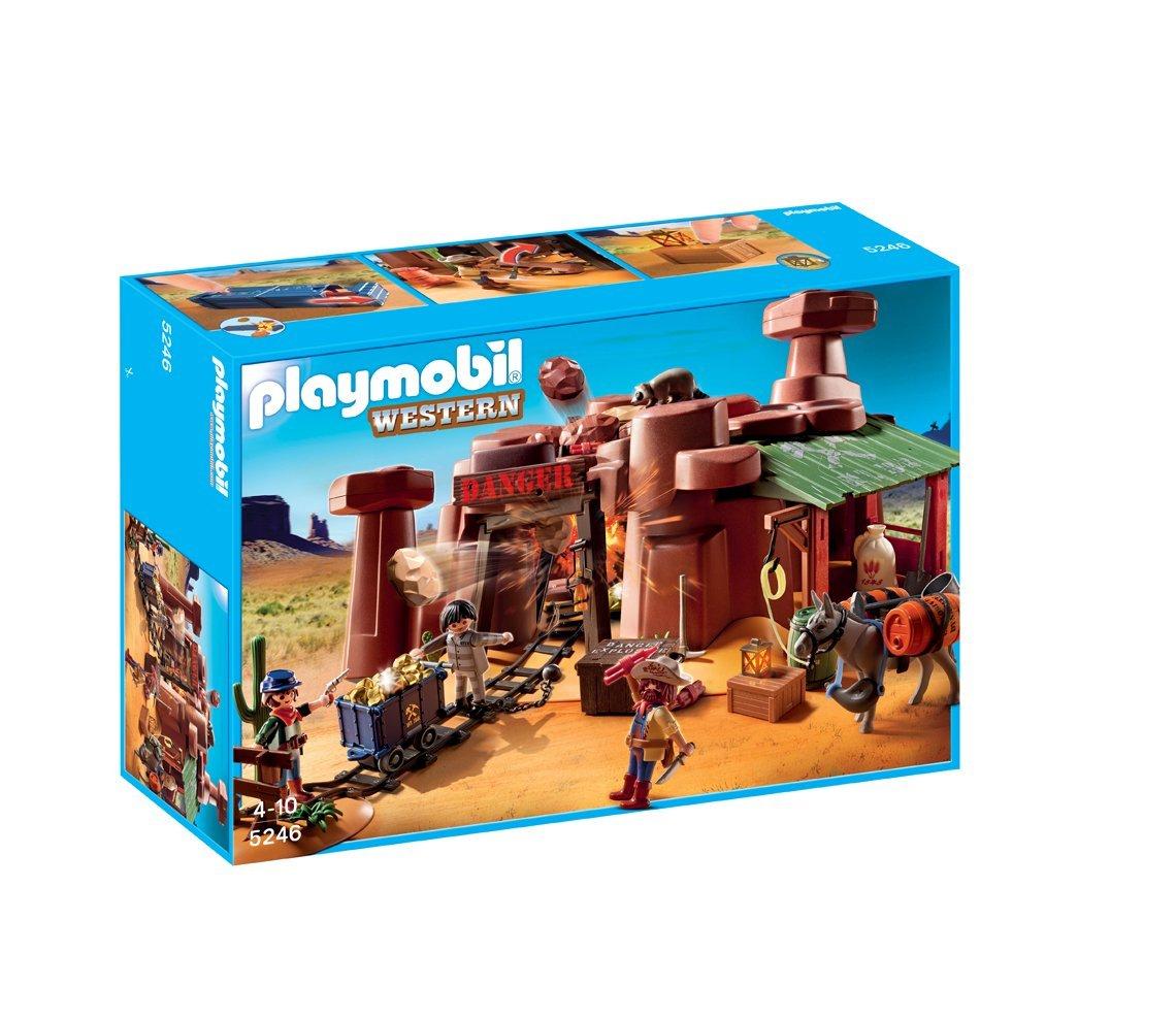 Playmobil Oeste - Mina del oeste (5246)
