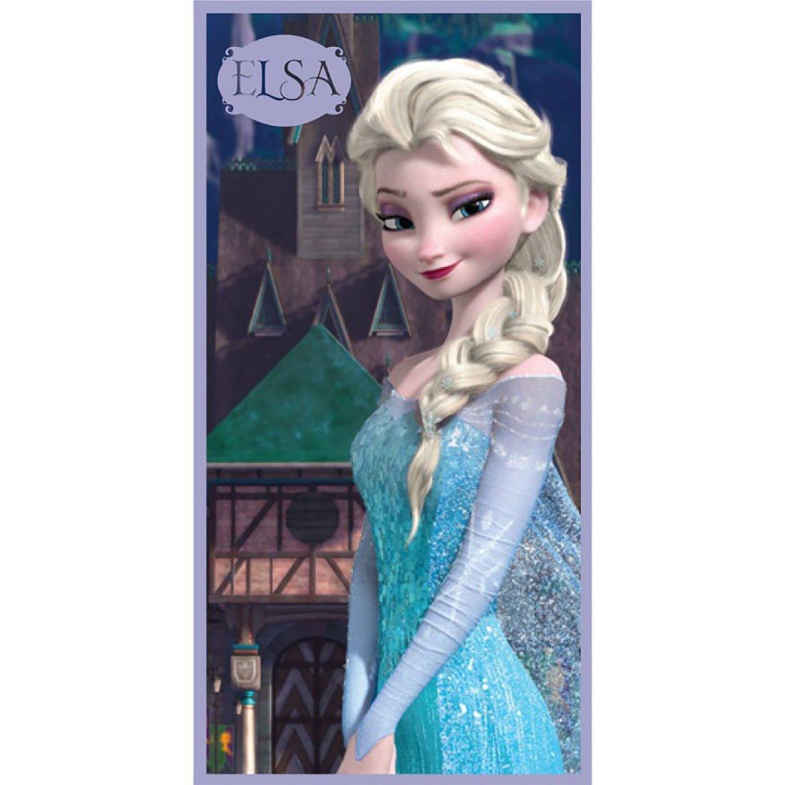 Toalla Frozen Disney Elsa