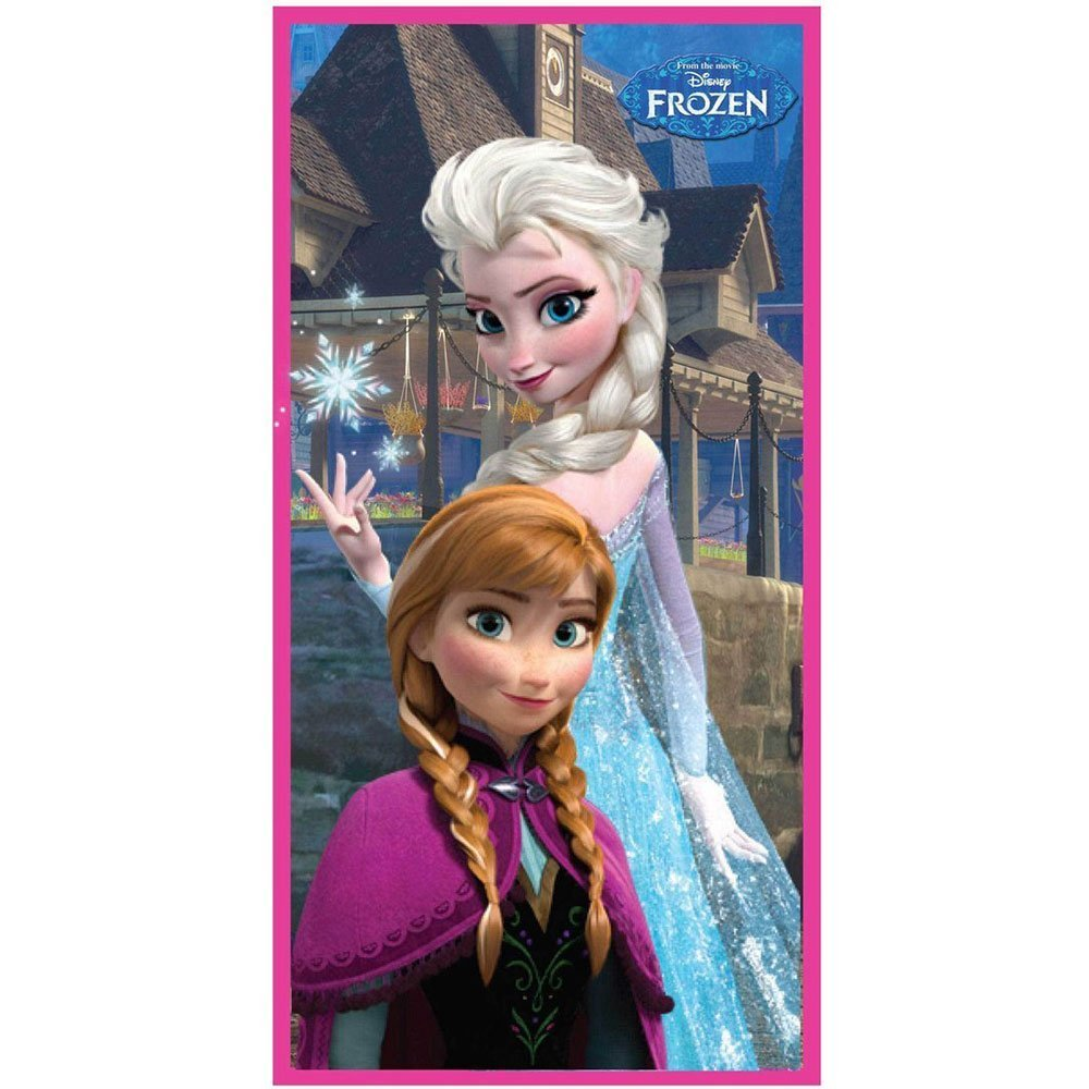 TOALLA DE PLAYA FROZEN
