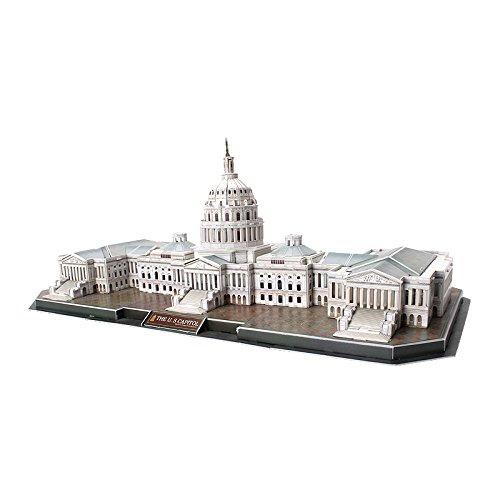 3D PUZZLE CAPITHOL