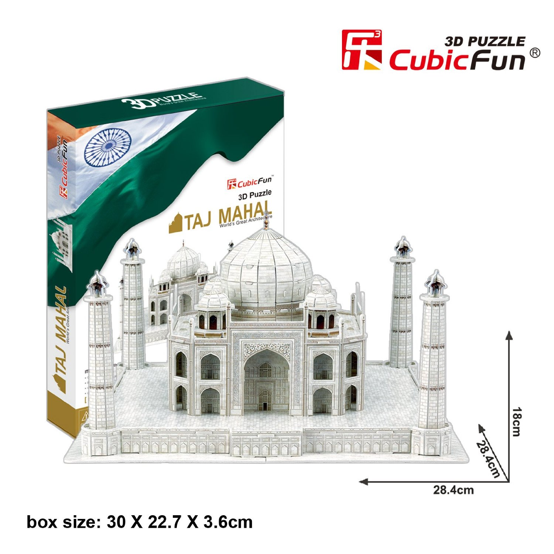 3D PUZZLE TAJ MAHAL INDIA