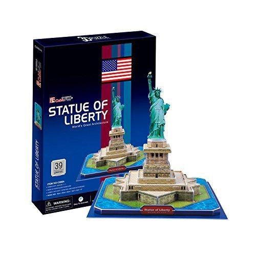3D PUZZLE STATUE