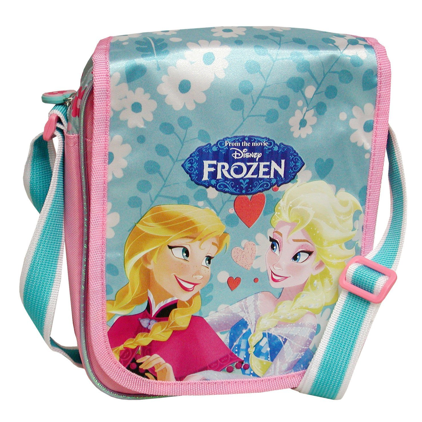 Bandolera Frozen Disney Flowers