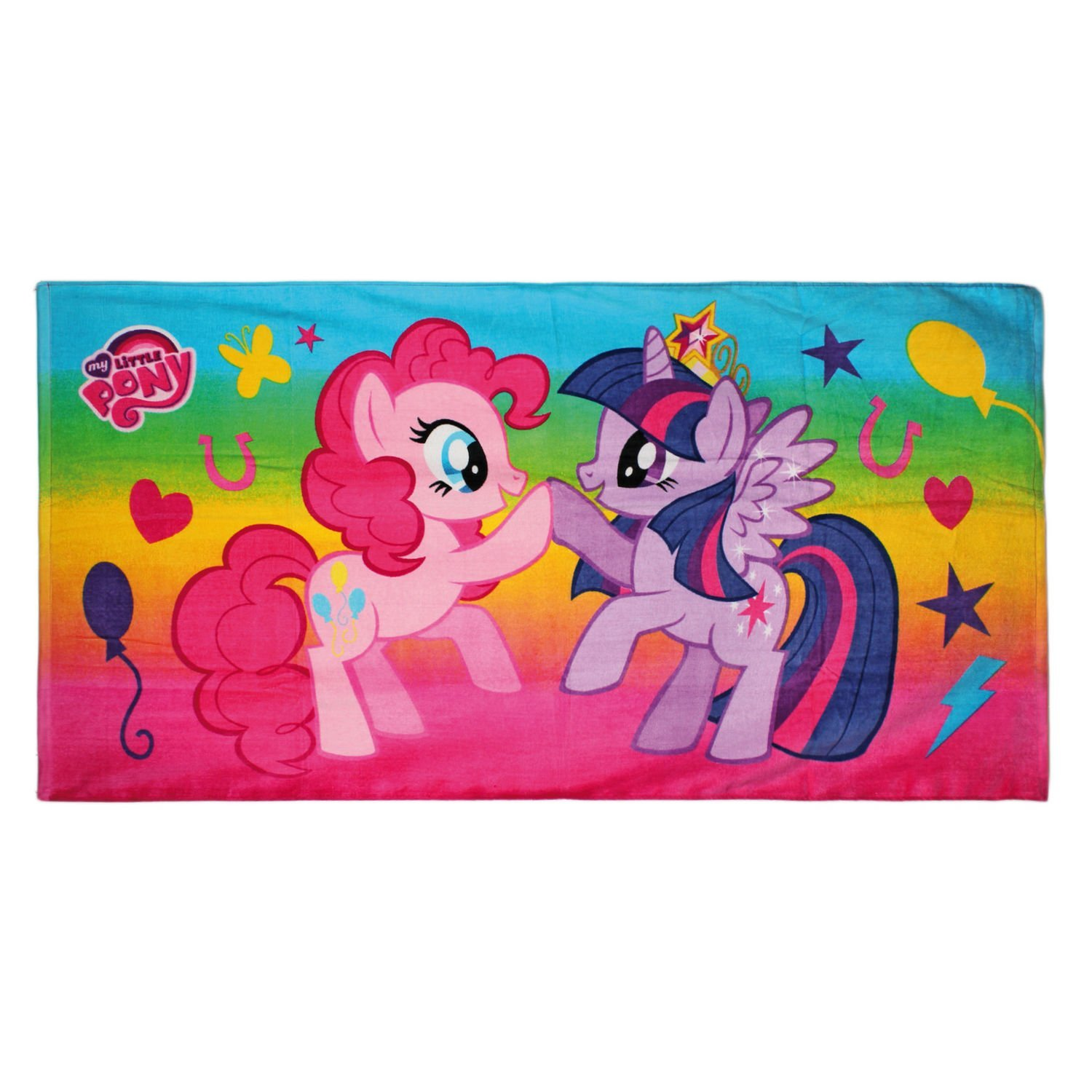 TOALLA PLAYA MY LITTLE PONY