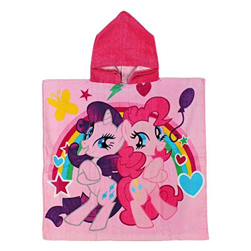 PONCHO PLAYA MY LITTLE PONY