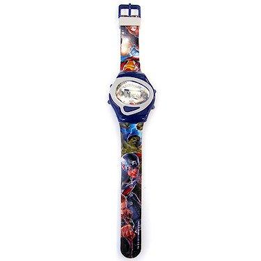 Mega Bloks Marvel Avengers - Reloj digital de muñeca, diseño de Los vengadore...