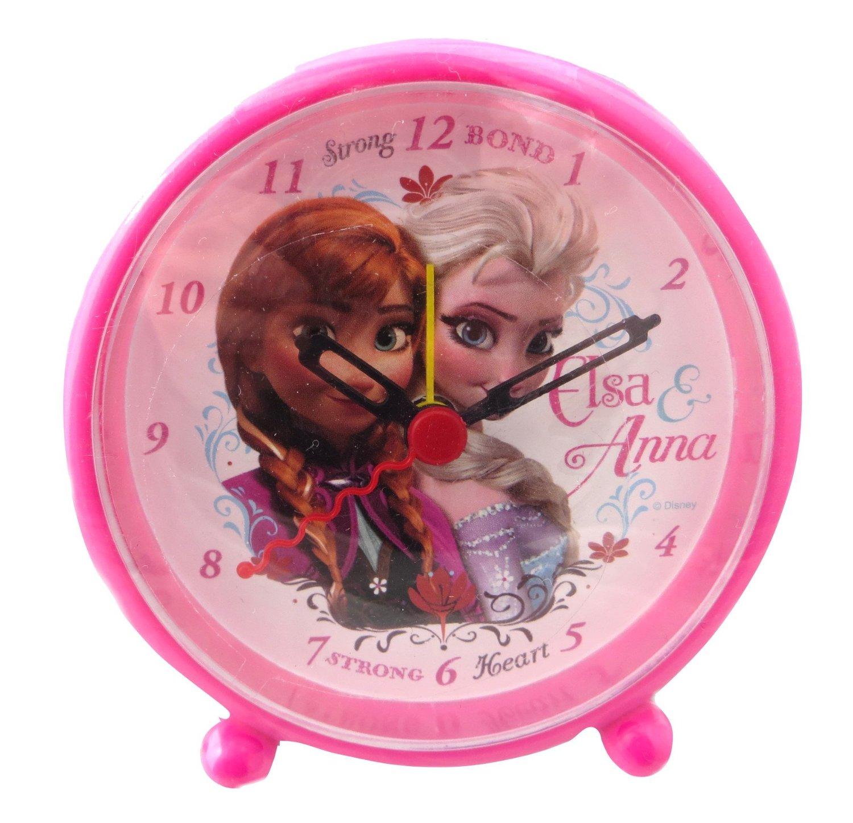 Frozen - Reloj despertador en blíster, 9 cm