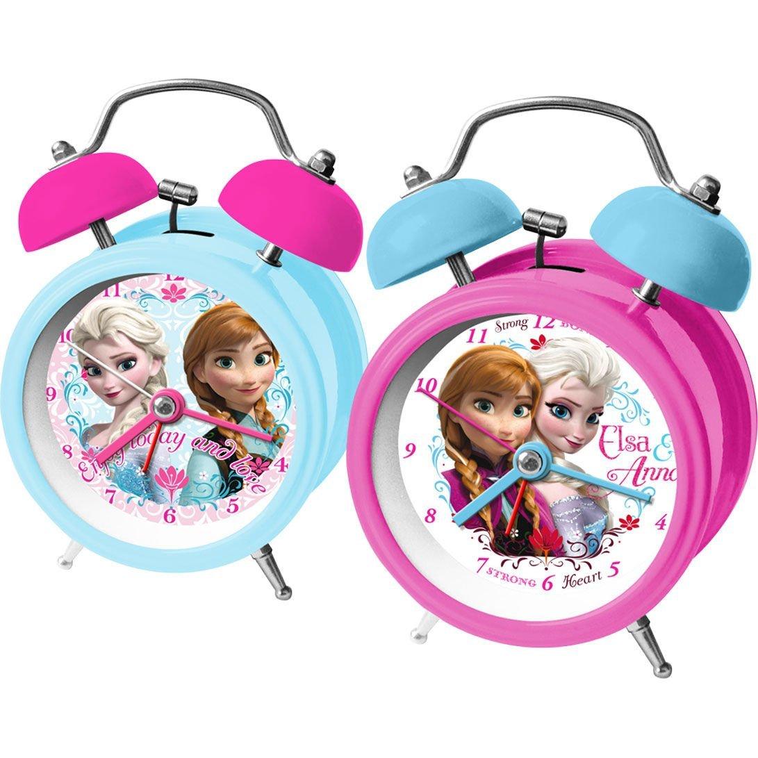 Disney - WD92067 -DespertadorFrozen Sisters Forever