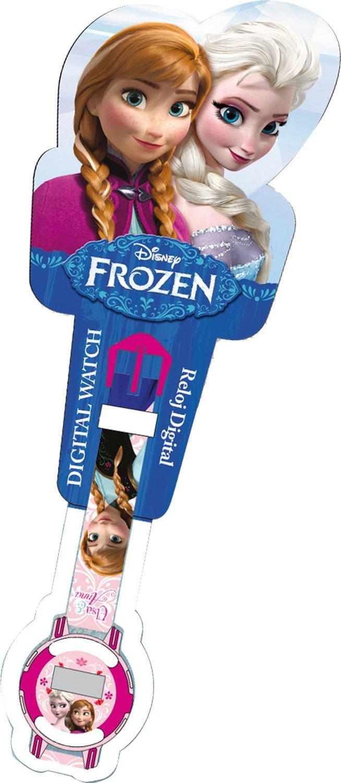 Frozen - Reloj pulsera digital en blíster
