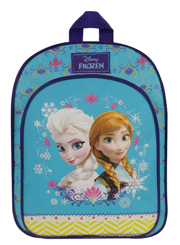 Mochila con bolsillo frontal Anna & Elsa