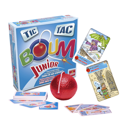 TIC TAC BOUM JUNIOR¬