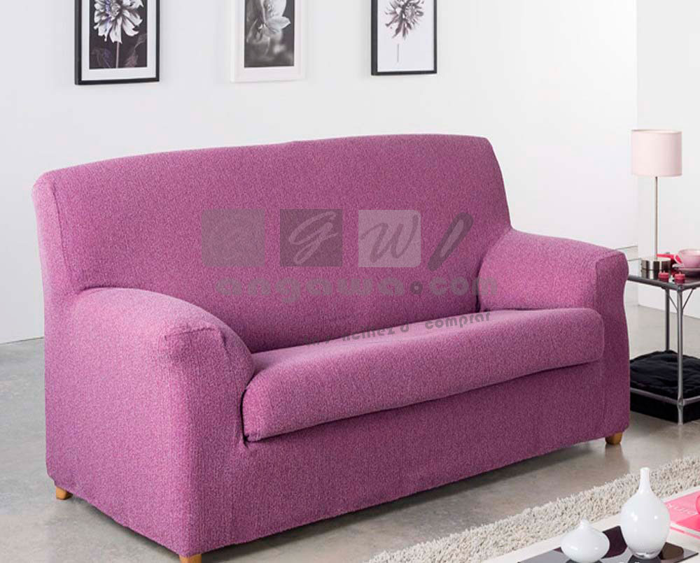 FUNDA DE SOFA ELÁSTICA DÚPLEX ATLAS color 02 1 plaza