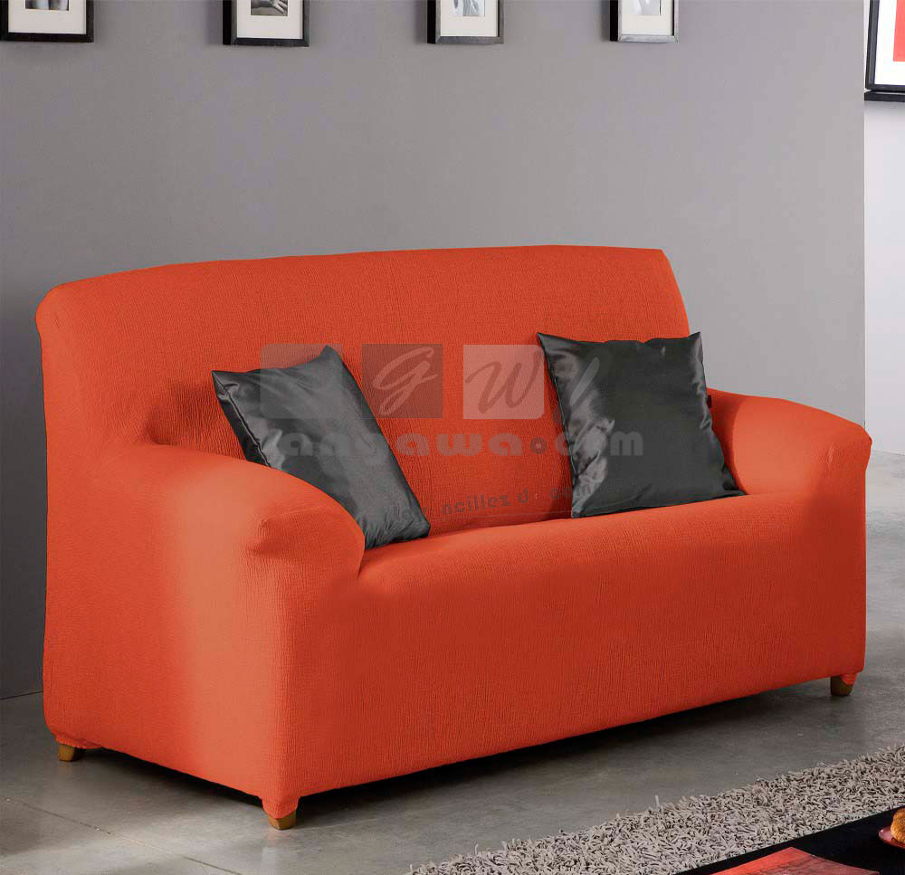 FUNDA DE SOFA ELÁSTICA MORAN color 09 4 plazas color 09 3 plazas color 09 2 plazas color 09 1 plaza