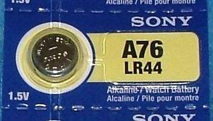 PILA BOTON LR0044W ( A76 )