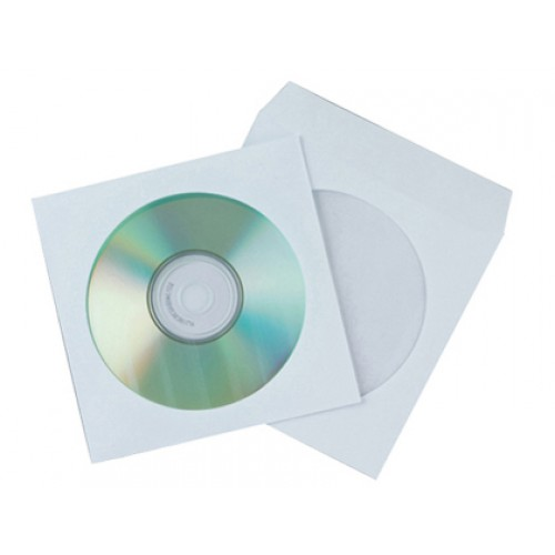 CD VIRGEN 700 mB VERBATIM CON FUNDA DE PAPEL