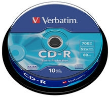 CD-R x10uni¬