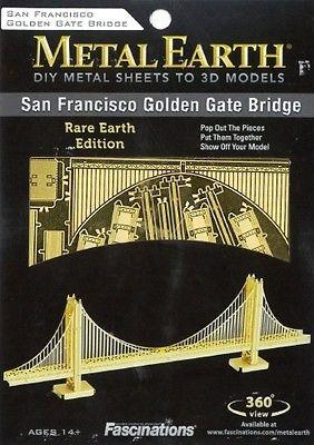 PUZZLE SAN FRANCISCO GOLDEN GATE BRIDGE