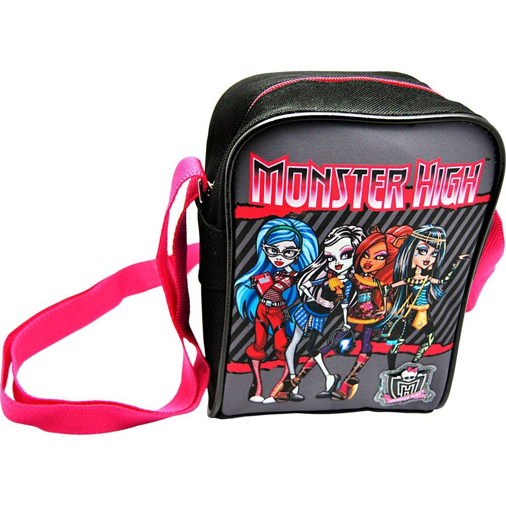 BANDOLERA MONSTER HIGH