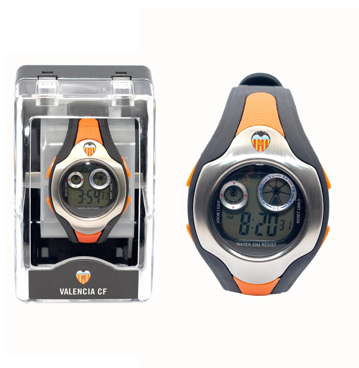 Reloj pulsera digital Caballero Valencia CF