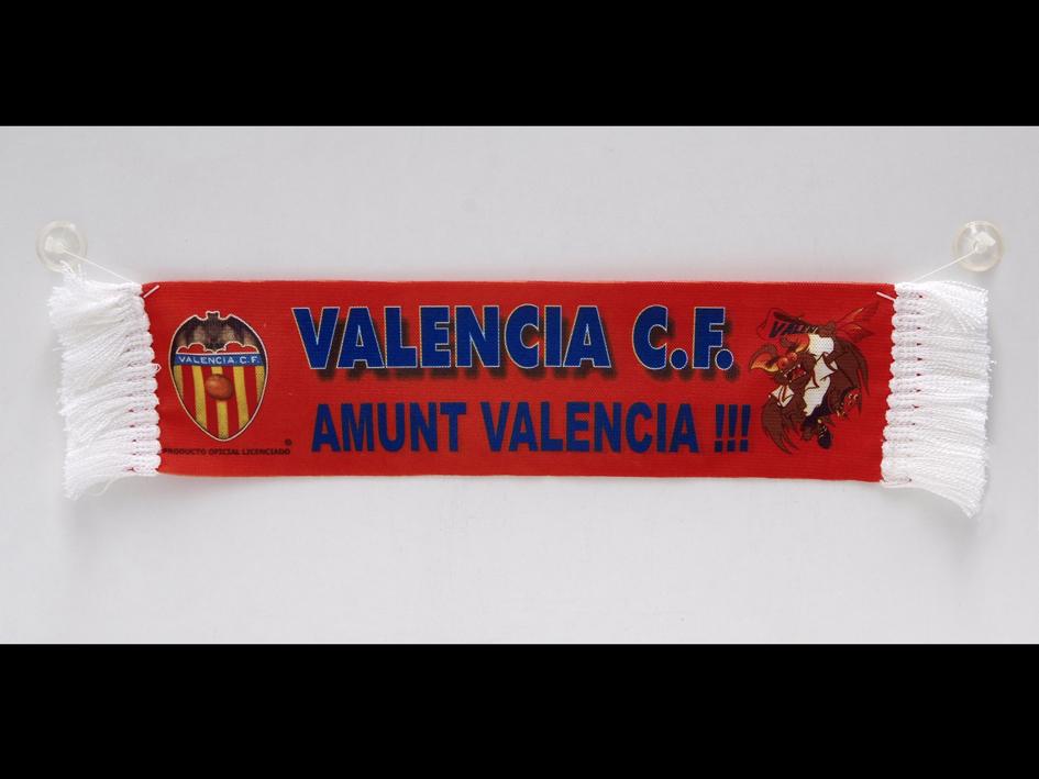 MINI BUFANDA VALENCIA CLUB DE FUTBOL C/VENTOSA - 2610048