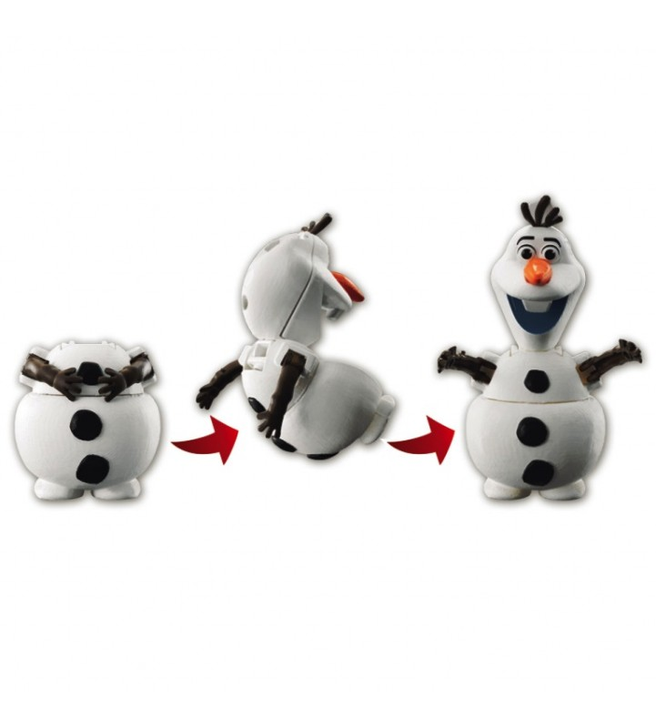 FIGURA OLAF TRANSFORMABLE