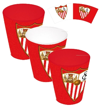SET 3 VASOS SEVILLA FUTBOL CLUB - 3309052