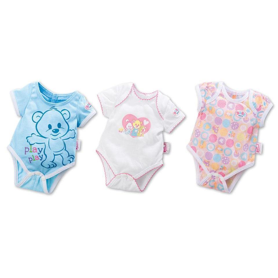 Baby Born 816677 - Colección Body