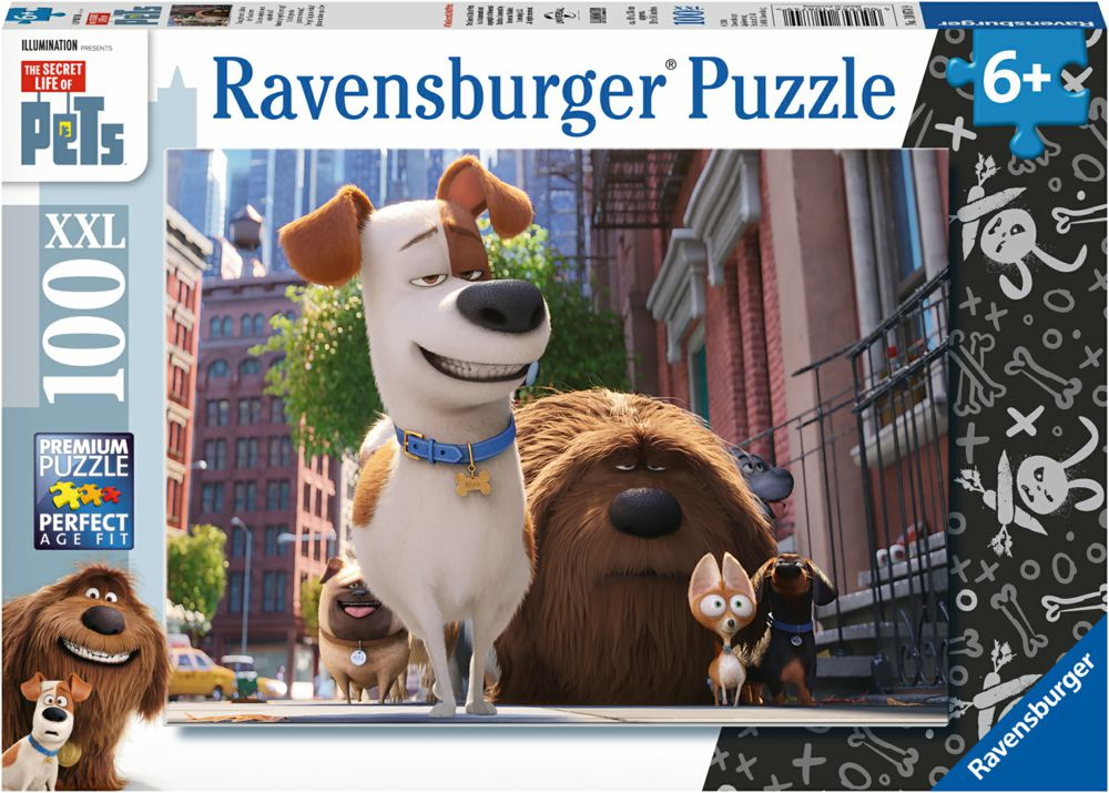 PUZZLE The Secret Life of Pets