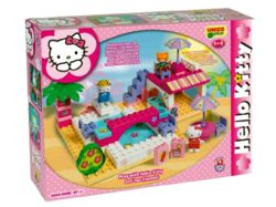 SET PISCINA HELLO KITTY