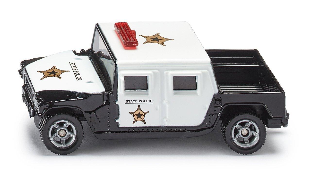 POLICÍA AMERICANA