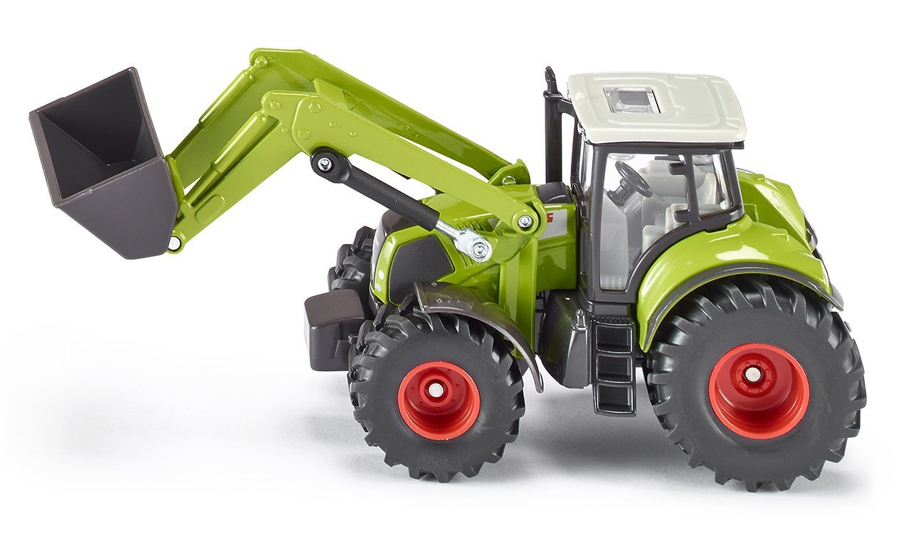 CLAAS AXION 850 CON CARGADOR FRONTAL