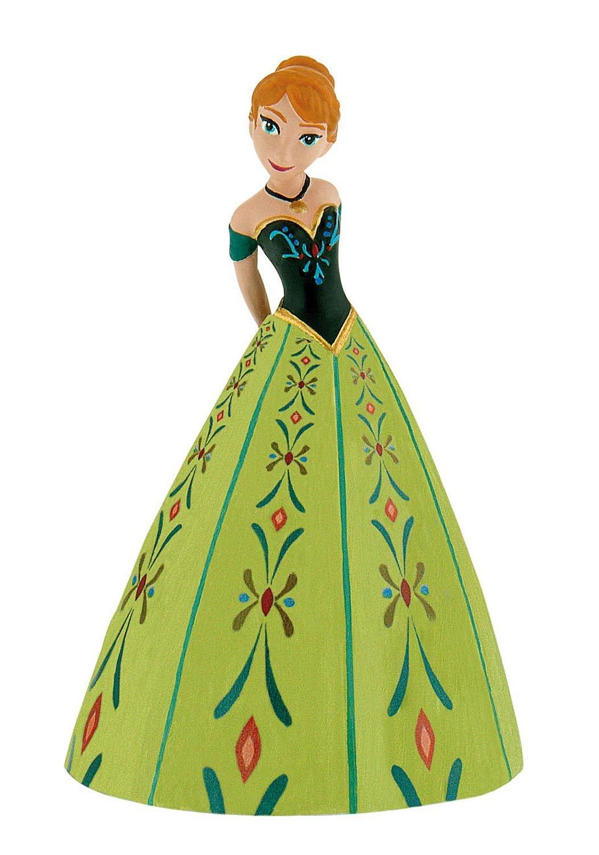 Figura Princesa Anna Frozen Disney