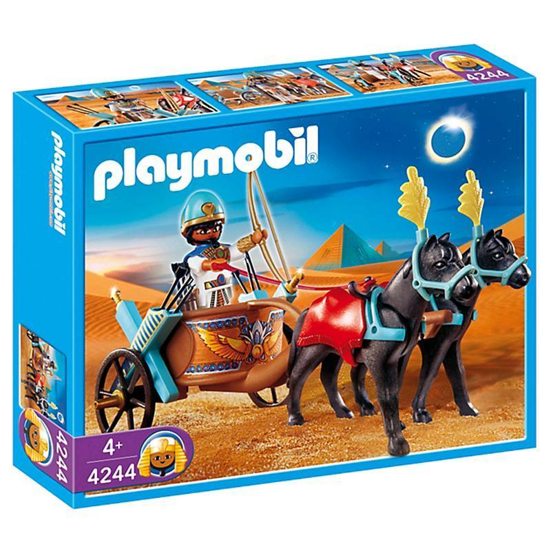 Carro Egipcio De Playmobil