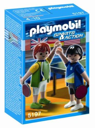 Deportista Olímpico Tenis mesa de Playmobil