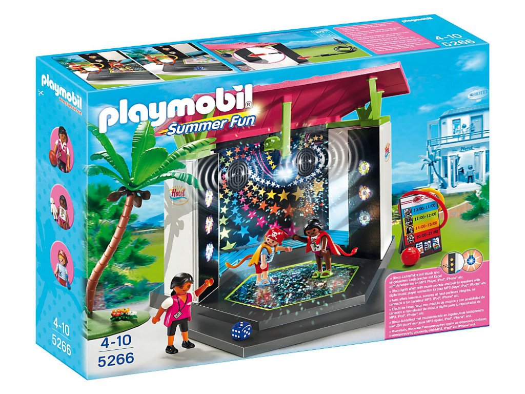 PLAYMOBIL KIDS CLUB DISCO