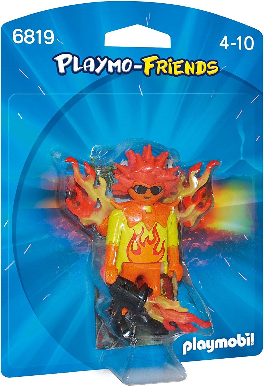 Hombre llama de Playmobil