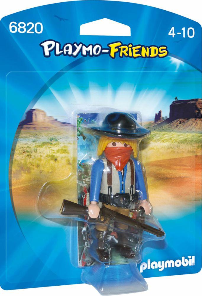 Bandido Cowboy de Playmobil