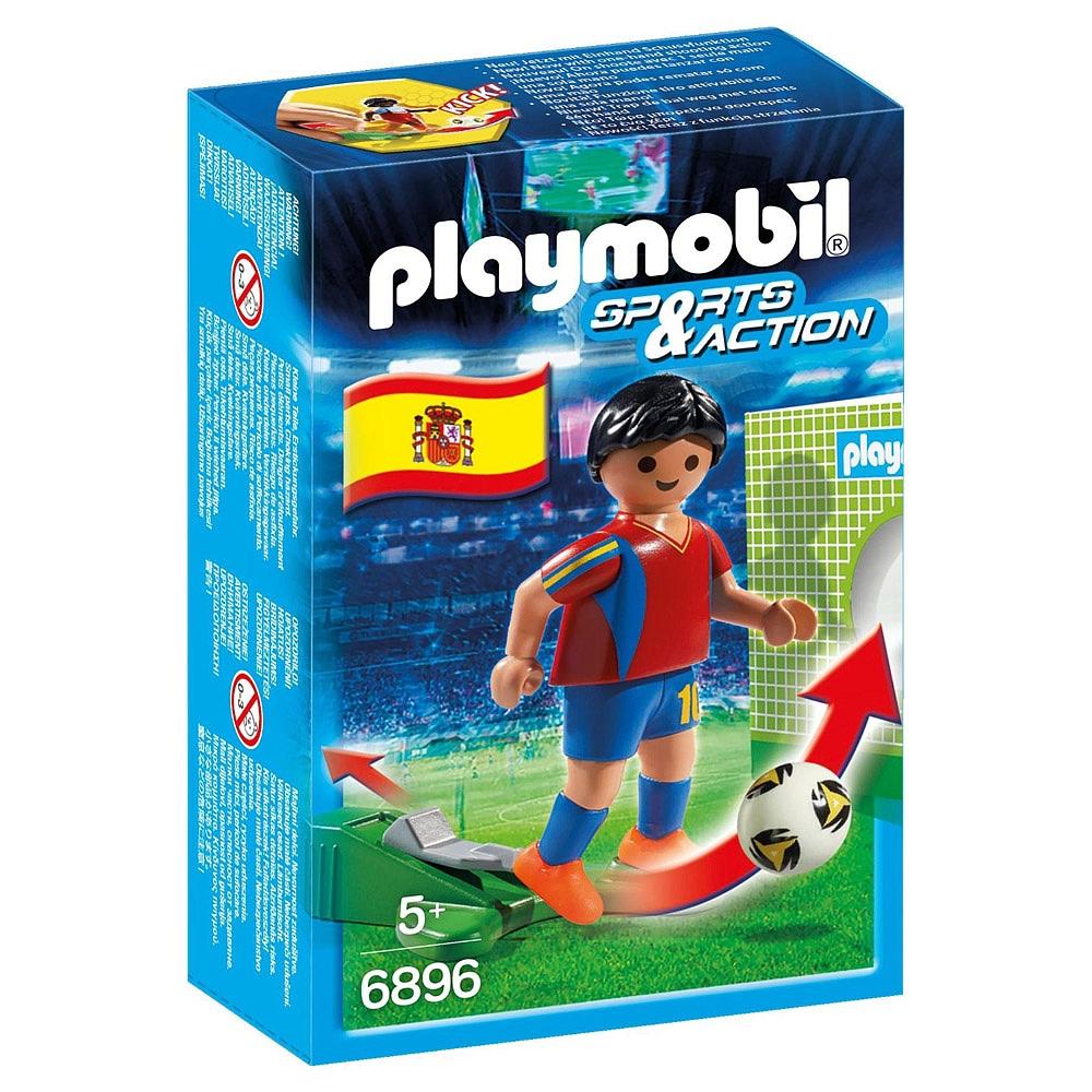 Jugador de Fútbol España