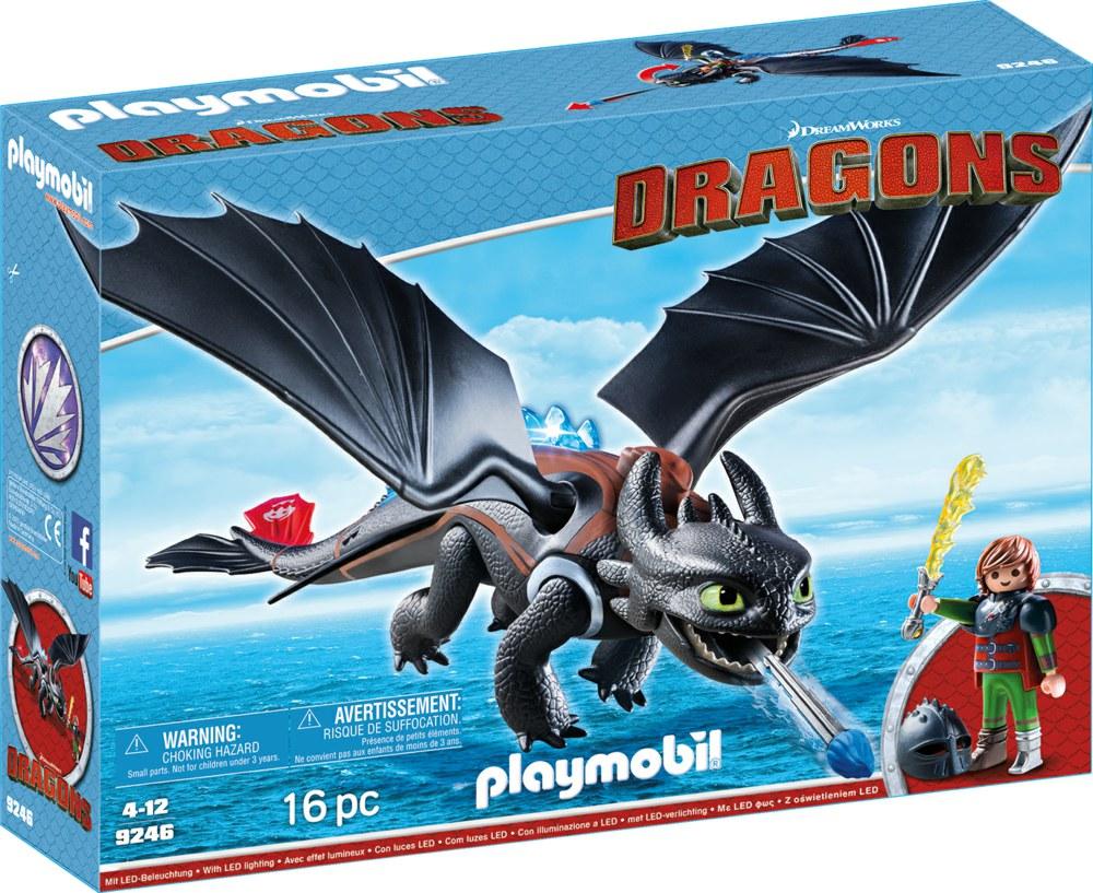 HIPOY DESDENTADO DRAGONS DreamWorks