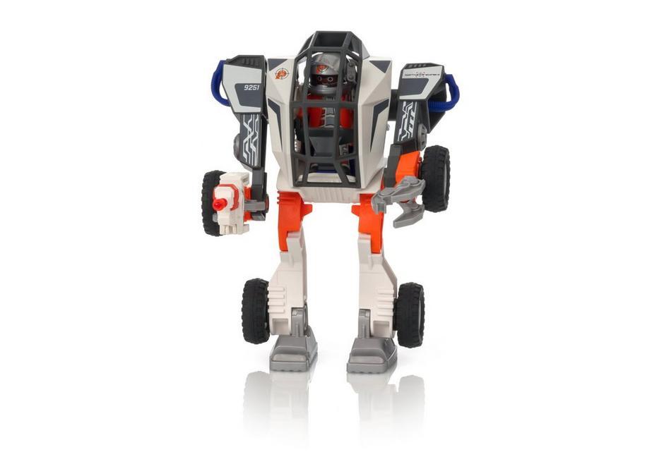 AGENTE GENERAL CON ROBOT