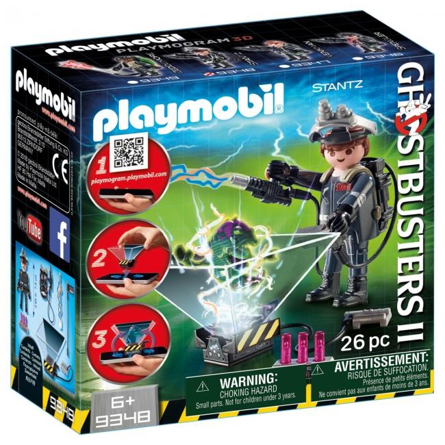 **NOVEDAD** GHOSTBUSTERS II PLAYMOGRAM 3D