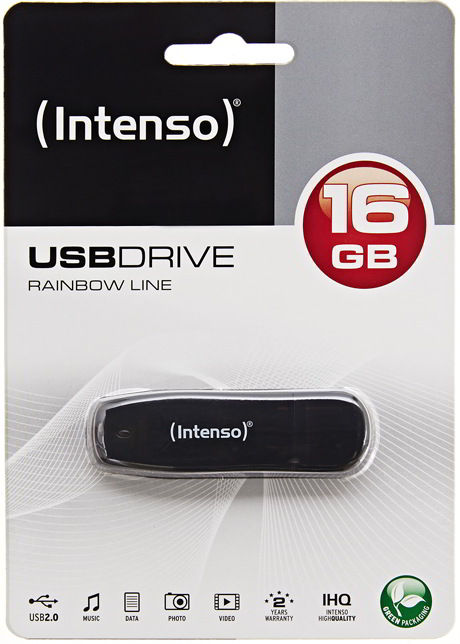 PENDRIVE 16GB USB
