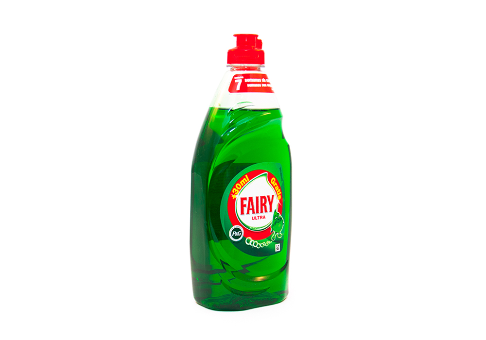 LAVAVAJILLAS FAIRY ULTRA 480 ml