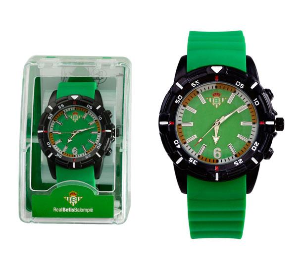 Reloj pulsera caballero Real Betis¬