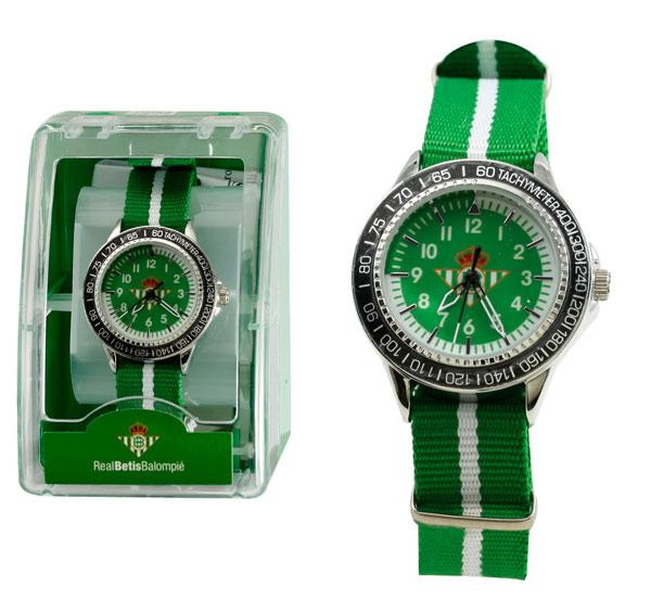 Reloj pulsera cadete Real Betis¬