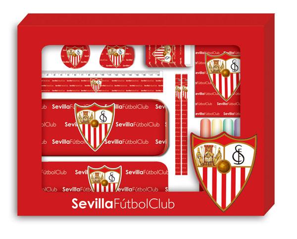 SET PAPELERIA SEVILLA FUTBOL CLUB - 4508396