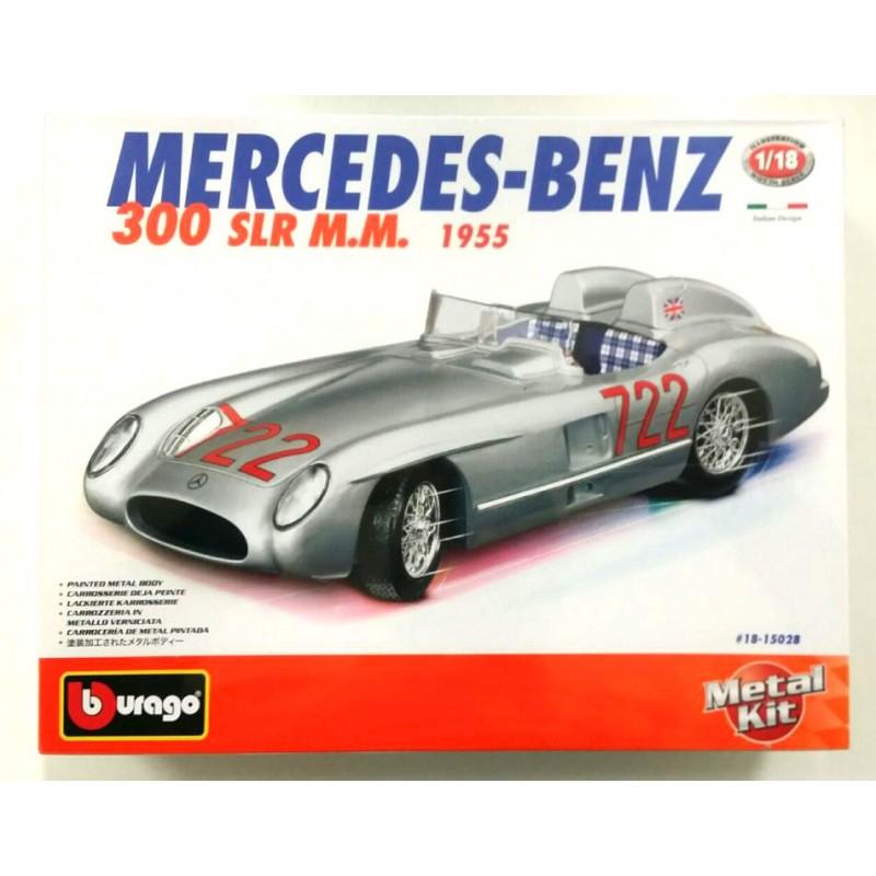 MERCEDES- BENZ 300SLR M.M