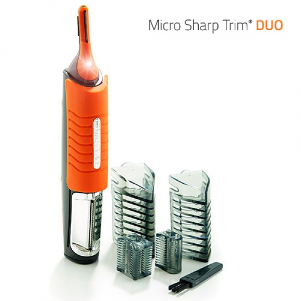 RECORTADORA Y CORTAPELOS PRECISION MICRO SHARP TRIM DUO